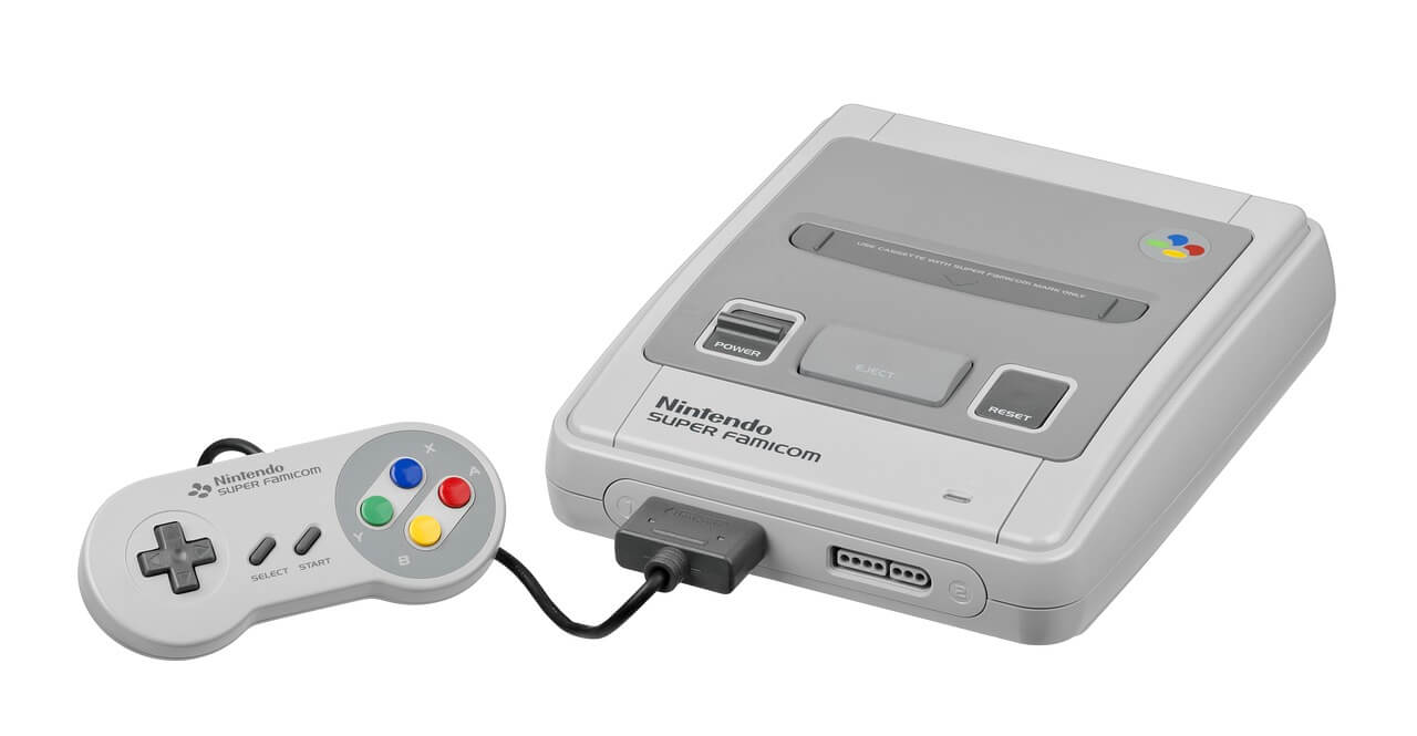 nintendo superfamicom
