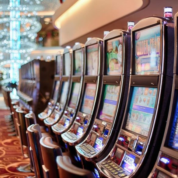 gambling slot machines